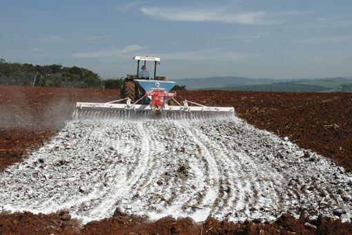 Uso do calcário é subestimado nas lavouras de MT, alertam especialistas